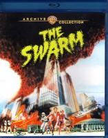 THE SWARM Blu-ray Import TÖDLICHER SCHWARM Bienen Horror