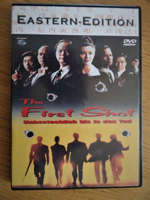 The first Shot - Eastern Edition - uncut