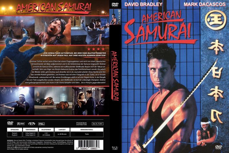 American Samurai (Amaray)