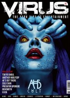 VIRUS #85 Okt./Nov. Magazin - The Dark Side of Entertainment