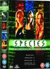 Species Collection (englisch, 4 DVDs)