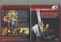 Leatherface - TCM 3 BR(Uncut, Blu-Ray, NEU, Folie,  Kaiser)