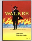 WALKER Blu-ray DVD Mediabook Ed Harris History Action Drama