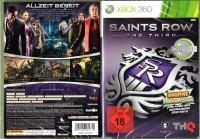 Saints Row The Third - Xbox360 Neu
