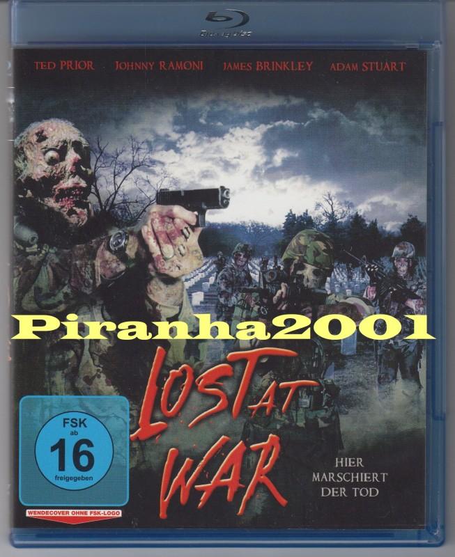 Lost at War - Schlachtfest der Zombies - FULL UNCUT - Krass