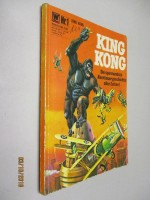 Extrem Selten KING KONG Nr.1 Gross-Album COMIC