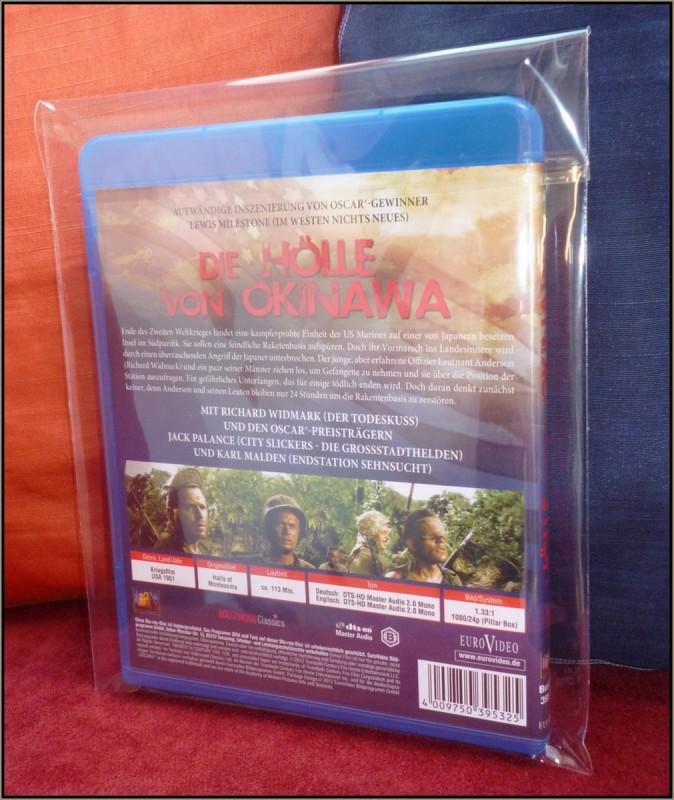 Die Hölle von Okinawa (1951) EuroVideo [BluRay] NEU/OVP!