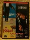 El Mariachi/Desperado Antonio Banderas DVD Uncut (V)