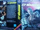 Cy - Warrior ... Frank Zagarino, Henry Silva  ... VHS