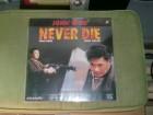 Laserdisc PAL John Woo Never Die