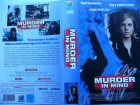 Murder in Mind ... Nigel Hawthorne, Mary Louise Parker   VHS