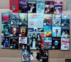 DAS GROSSE MUSIK PAKET mit 25DVD 1BD 1CD und 2 Büchern