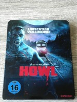 HOWL - ENTSTATION VOLLMOND(TOLLER WERWOLF FILM)BD UNCUT