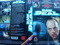 Raw Deal ... Michael Ironside ... VHS  ...  FSK 18
