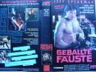 Geballte Fäuste ... Jeff Speakman  ... VHS  ...  FSK 18