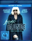 ATOMIC BLONDE Blu-ray - Charlize Theron Action Thriller TOP!