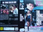 The Thing Called Love ... River Phoenix, Sandra Bullock  VHS