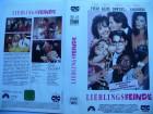 Lieblings Feinde ... Sally Field, Whoopi Goldberg ...  VHS