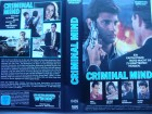 Criminal Mind ... Ben Cross, Tahnee Welch  ...  VHS