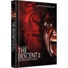 THE DESCENT 2 - Cover C - Mediabook - Nameless - Nr. 320/333