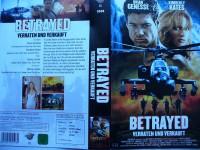 Betrayed - Verraten und Verkauft ... Brian Genesse ...  VHS