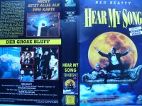 Hear My Song ... Ned Beatty, William Hootkins ...  VHS
