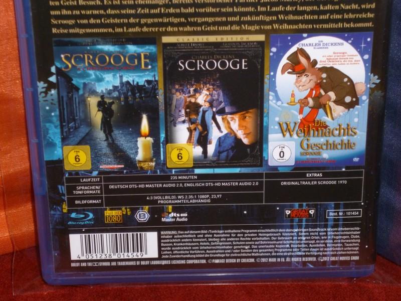 Charles Dickens Scrooge (1970) Great M. [Scrooge Box BluRay]