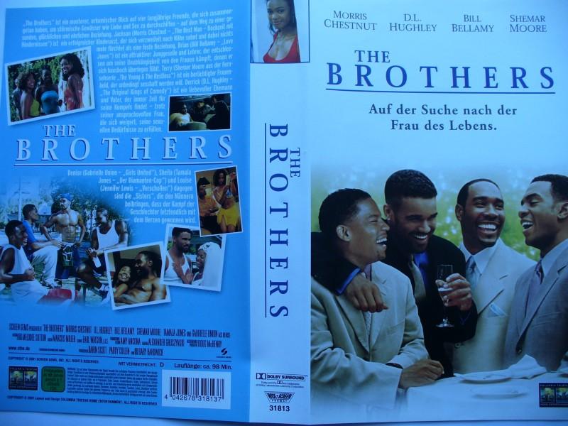 The Brothers ... Morris Chestnut, Bill Bellamy ...  VHS