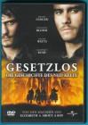 Gesetzlos - Die Geschichte des Ned Kelly DVD Heath Ledger NW