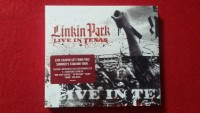 Linkin Park - Live In Texas - CD & DVD