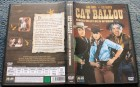 DVD Westernkomödie Cat Ballou - Jane Fonda , Lee Marvin
