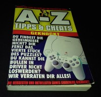 ♞BUCH - Playstation: Tipps & Cheats für Spiele von A-Z