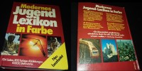 ♞BUCH - Jugendlexikon in Farbe