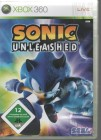 Xbox 360 - Sonic Unleashed