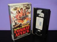 Combat Attack - Report aus der Hölle * VHS *