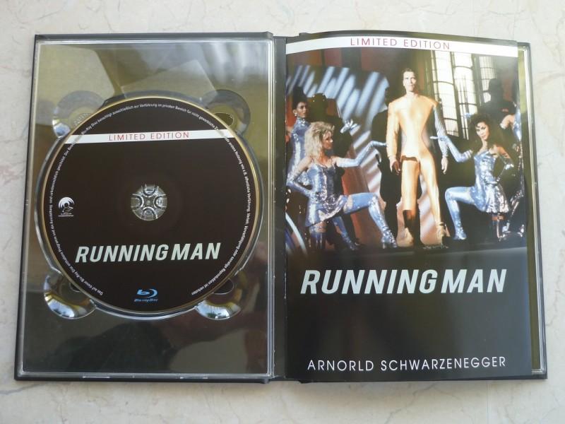 Running Man - Mediabook Uncut