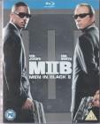 Men in Black II (UK-Blu-ray m. dt. Tonspur im Prägeschuber)