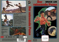Der reissende Puma - gr DVD Hartbox Lim 17 neu