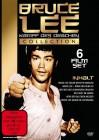 Bruce Lee Collection 6 Film Set DVD