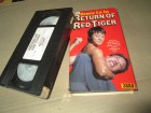 VHS - Return of Red Tiger - Bruce Le - NTSC Pappe