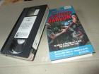 VHS - The Tattooed Dragon - Wang Yu - NTSC Pappe