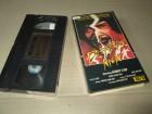 VHS - Deadly Kick - Bobby Kim - Lo Lieh - NTSC Pappe