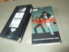VHS - A Man Called Tiger - Wang Yu - NTSC Pappe