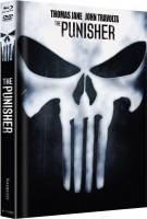 The Punisher - Mediabook Skull black- lim.555 - Nr. 555/555