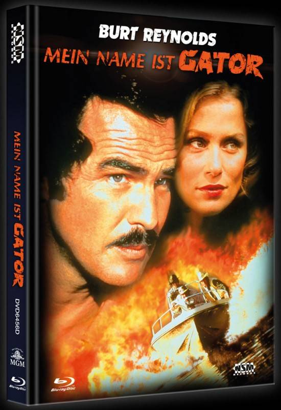 Mein Name ist Gator - Cover D - Mediabook - NSM - lim. 111
