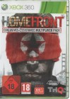 Xbox 360 - Homefront Exclusive Resistance Multiplayer Pack