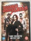 Zombie Woman of Satan - uncut DVD - Hardcore Splatter Zombie