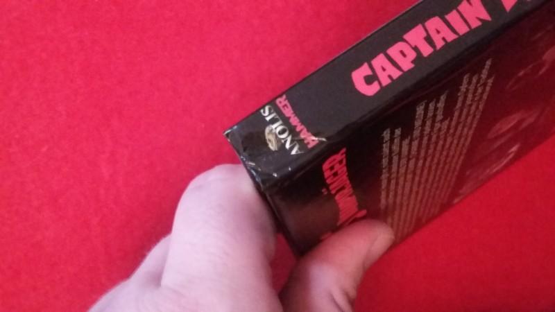 Captain Kronos - Vampirjäger! Anolis Mediabook! Cover B!