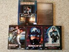 Robocop Trilogie US Erstausgabe Snapper incl. Criterion DVD