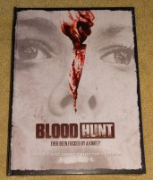 Blood Hunt - Blutrache /  Limited Uncut Edition 4 /222 Stk.